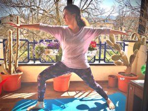 """Il potere del movimento. La mia storia con lo sport e la scoperta del """"mindful-yoga"""""""